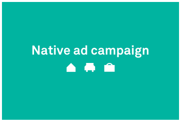 native ad campaign